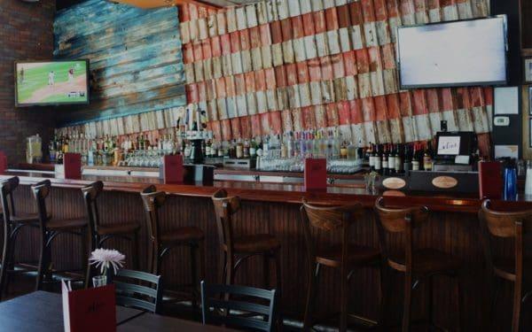 MADE Restaurant Sarasota Interior
