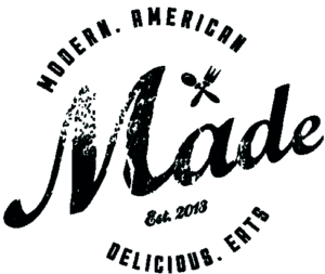 Made Restaurant Logo Black